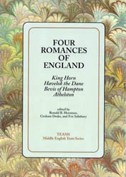 Four Romances of England: King Horn, Havelok the Dane, Bevis of Hampton, and Athelston www.goodreads.com