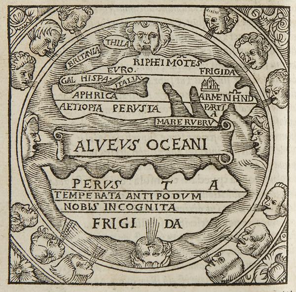 Macrobio - In somnium Scipionis Lib. II Lione, Grifio, 1542. Source