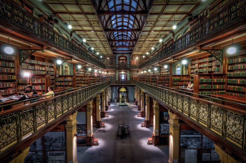 Mortlock Wing State Library of South Australia