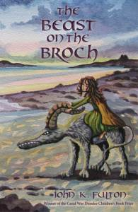 The Beast on the Broch - Cover